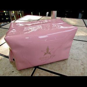 Jeffree Star Large Baby Pink Cosmetics Bag